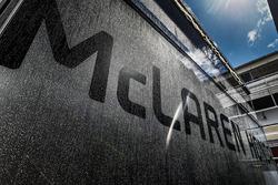 Schriftzug: McLaren-Honda