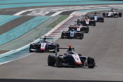 Giuliano Alesi, Trident leads Antonio Fuoco, Trident