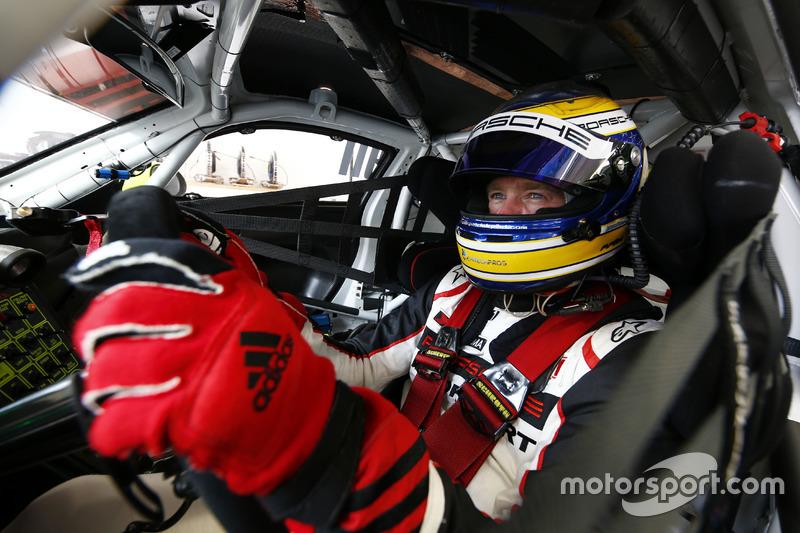 #911 Manthey Racing Porsche 911 GT3R: Patrick Pilet