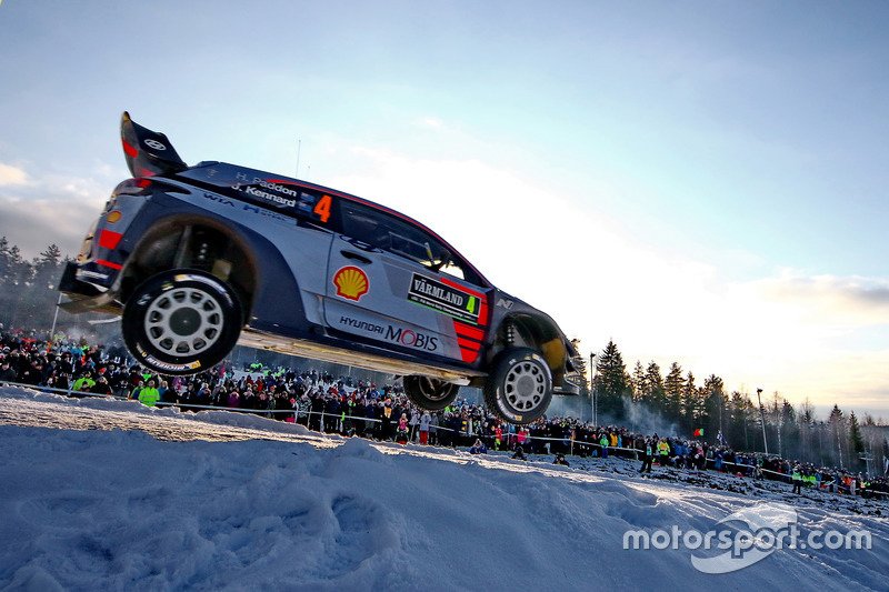 Хейден Пэддон, Джон Кеннард, Hyundai i20 WRC