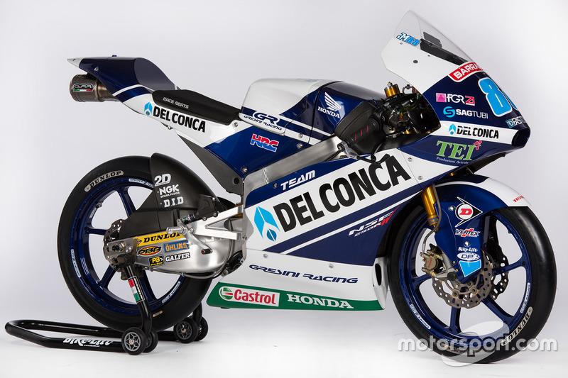Moto de  Jorge Martín, Gresini Racing Team