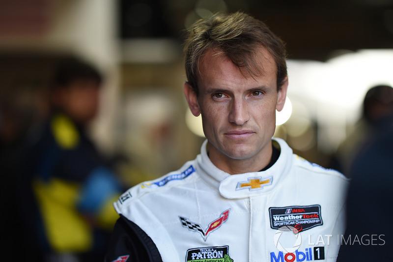 Antonio Garcia, Corvette Racing