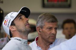 Neel Jani, Porsche Team, Fritz Enzinger, Head of Porsche LMP1