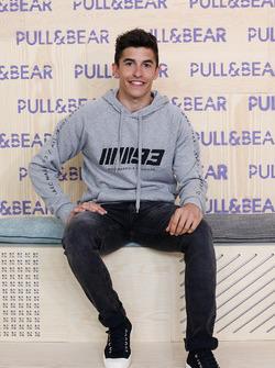 Marc Marquez, Pull & Bear colección de ropa