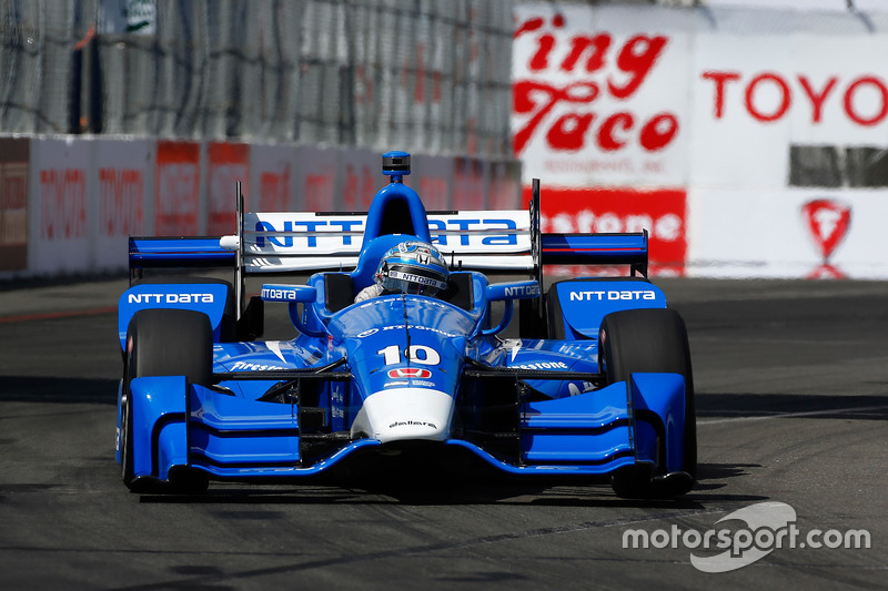 Perfect Tony Kanaan, Chip Ganassi Racing Honda