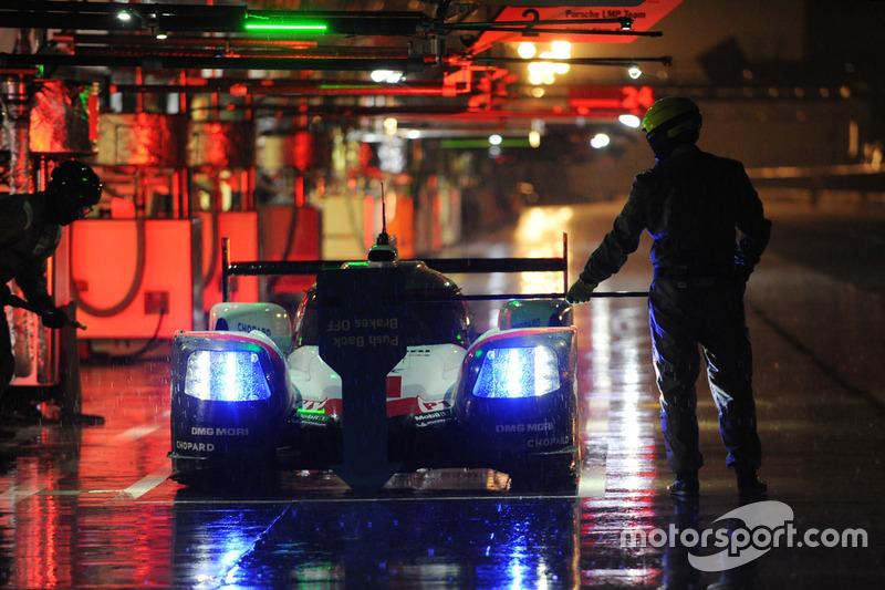#1 Porsche Team, Porsche 919 Hybrid: Neel Jani, Andre Lotterer, Nick Tandy
