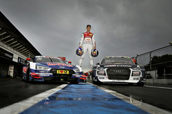 Mattias Ekström, Audi Sport Team Abt Sportsline, Audi A5 DTM and his Audi S1 WRX quattro