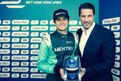 Nelson Piquet Jr und Marco Parroni