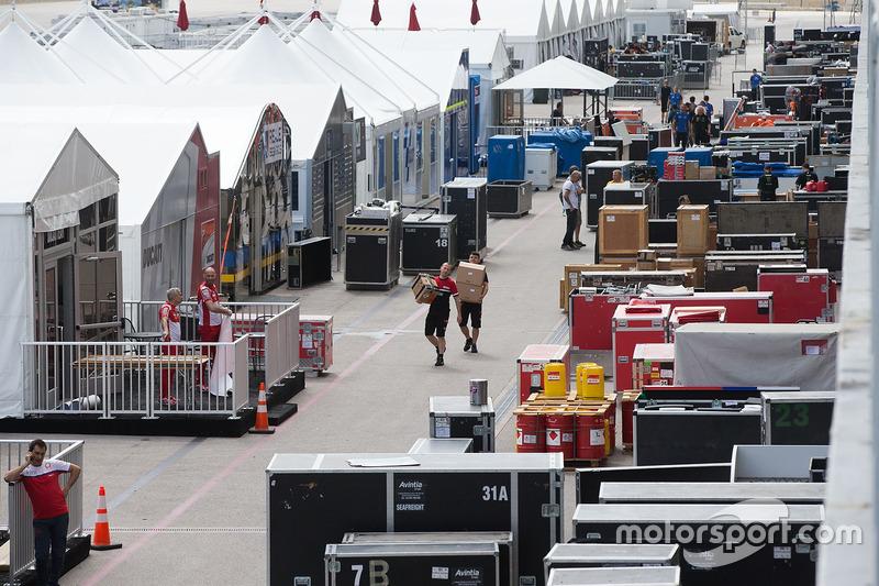 23 Nisan: Amerika GP