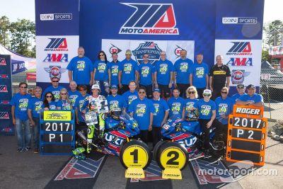 MotoAmerica: Sonoma Raceway
