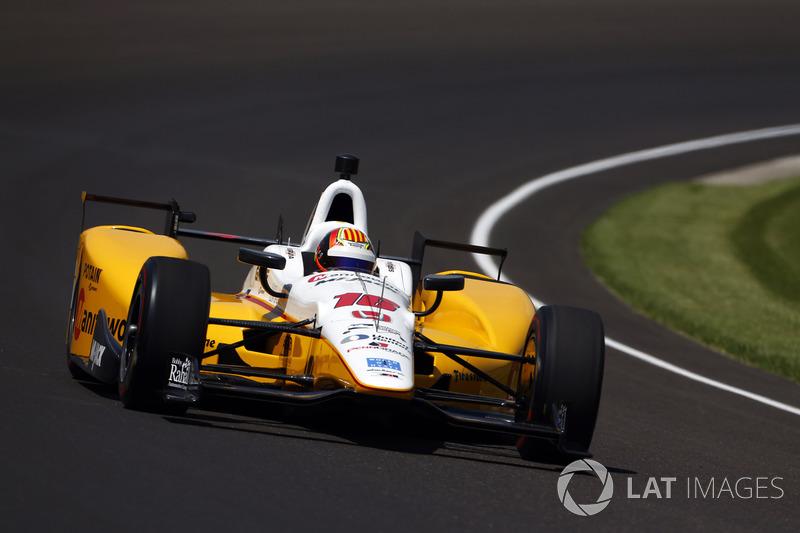 Resultado de imagen de 12. Oriol Servia, Rahal Letterman Lanigan Racing Honda