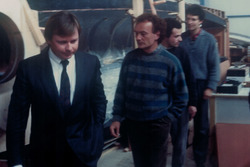 Didier Pironi, Jean Claude Guénard