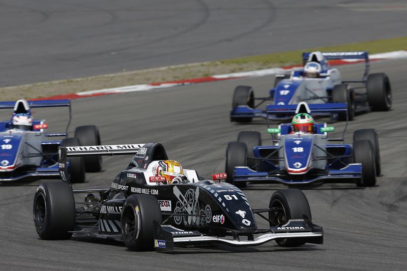 2014: Formel Renault 2.0