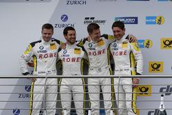 2. #98 Rowe Racing, BMW M6 GT3: Markus Palttala, Nicky Catsburg, Richard Westbrook, Alexander Sims