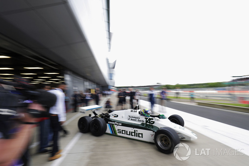Felipe Massa, Williams FW08