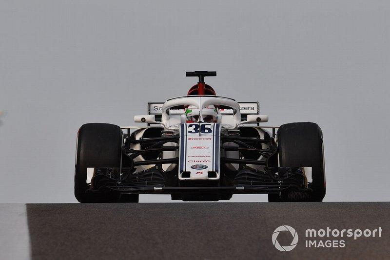 Антоніо Джовінацці, Sauber C37