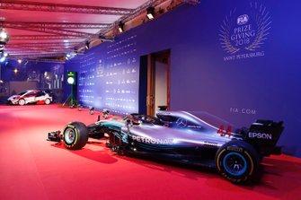 Mercedes-AMG F1 W09 of Lewis Hamilton