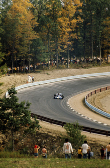 El poleman: Jackie Stewart, Tyrrell 003