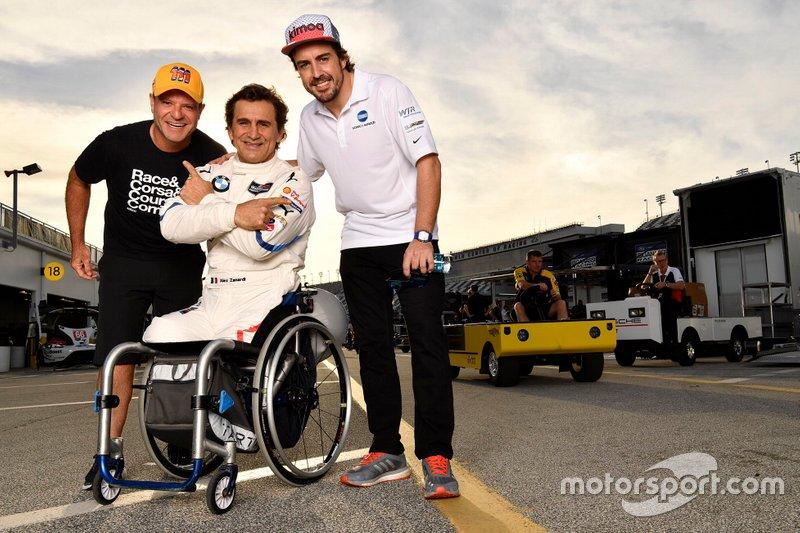 Рубенс Баррікелло, JDC/Miller Motorsports, Алекс Дзанарді, BMW Team RLL, Фернандо Алонсо, Wayne Taylor Racing