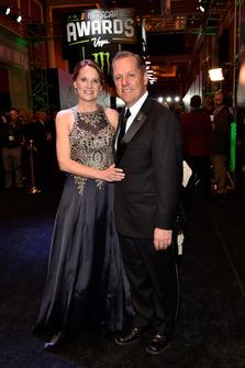 Todd Gordon mit Ehefrau Amy