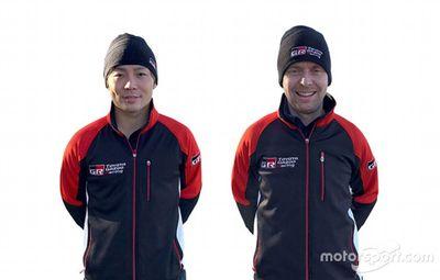 Презентация Toyota Yaris WRC