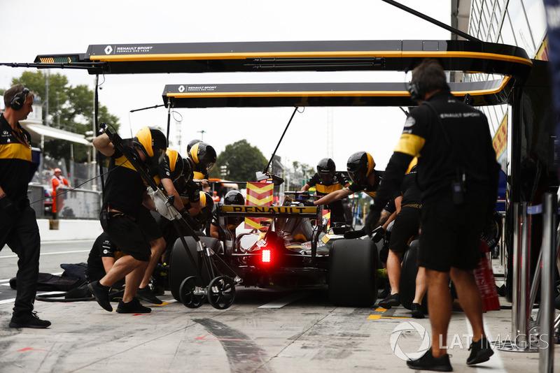Ніко Хюлькенберг, Renault Sport F1 Team RS 18
