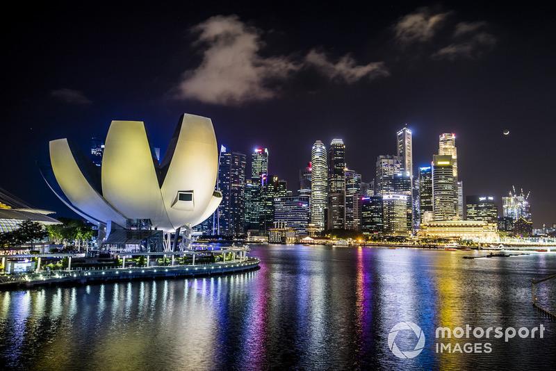 Singapur y el Marina Bay