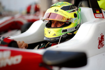 Мік Шумахер, PREMA Theodore Racing Dallara F317 - Mercedes-Benz