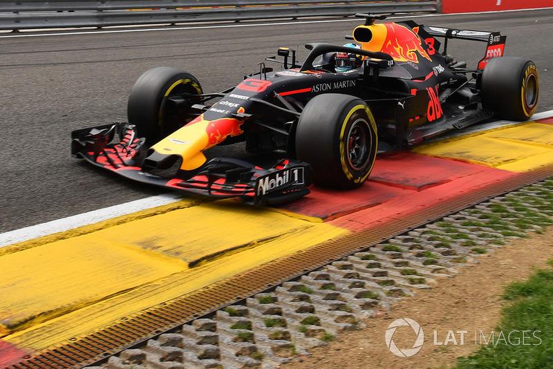 8. Даниэль Риккардо, Red Bull Racing RB14 – 2:02.939