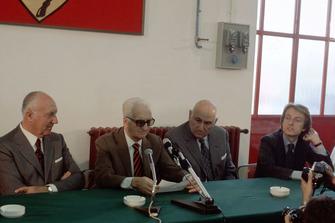 Enzo Ferrari, Pietro Barilla, Luca Di Montezemolo