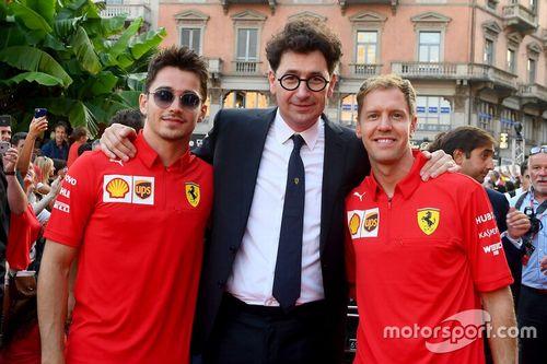 Ferrari Milan 90 years celebration