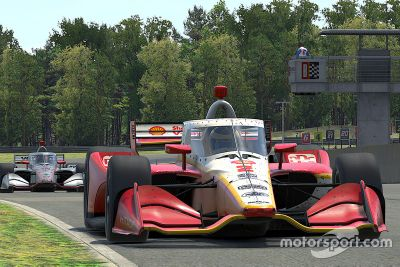 IndyCar Esports at Barber