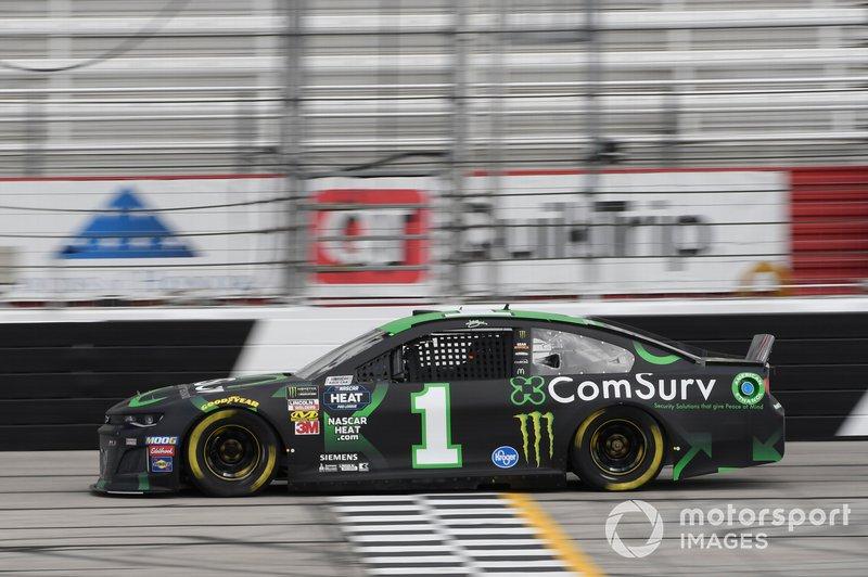 8. Kurt Busch, Chip Ganassi Racing, Chevrolet Camaro ComSurv