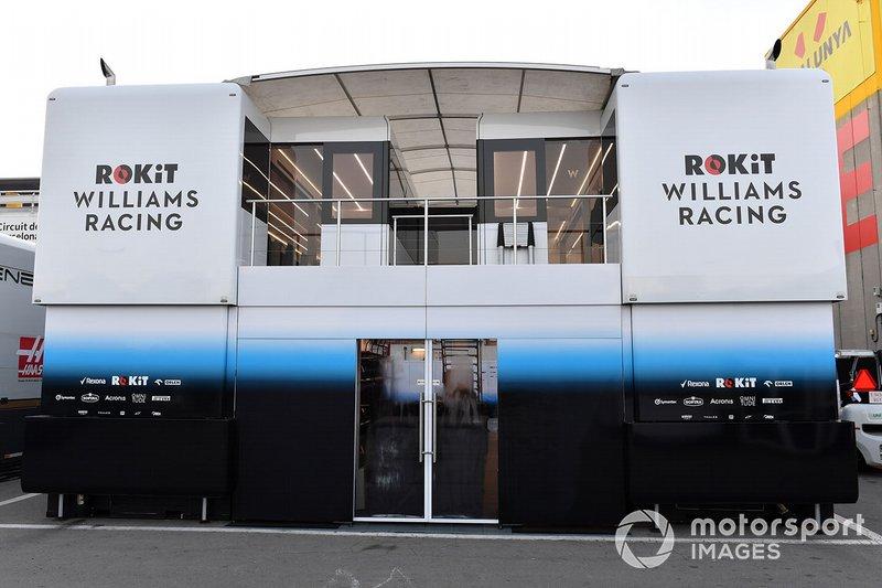 Вантажівки і моторхоум Williams Racing