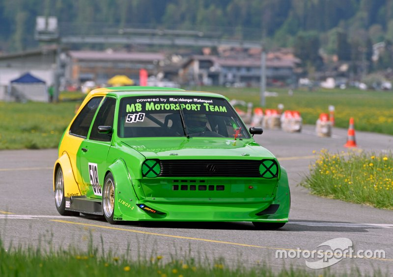 Martin Burki, VW Polo MB, MB Motorsport