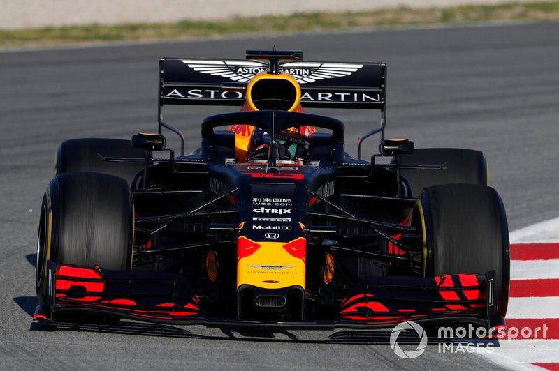 6 місце — П'єр Гаслі, Red Bull