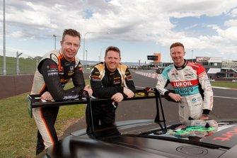 #3 Melbourne Performance Centre Audi R8 LMS: Pete Storey, Gordon Sheddon, Matthew Neal