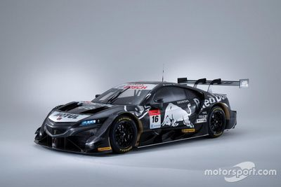 Red Bull Motul Mugen NSX-GT PreSeason renk düzeni