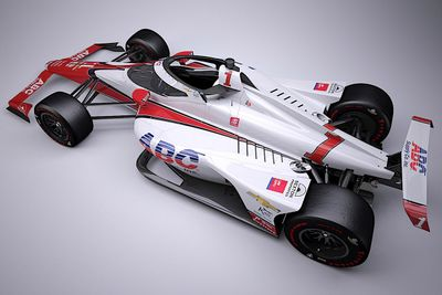 Presentación Hildebrand Indy 500