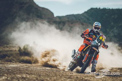 Red Bull KTM Factory Racing presentation