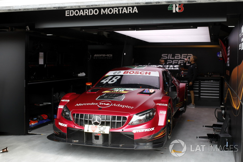 08. Edoardo Mortara, Mercedes-AMG Team HWA, Mercedes-AMG C63 DTM