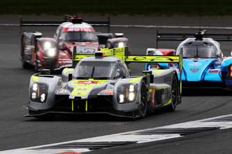 #4 ByKolles Racing Team Enso CLM P1/01: Oliver Webb, Rene Binder