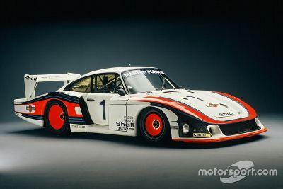 Porsche 935 unveil