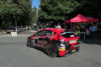 Antonio Rusce, Sauro Farnocchia, Ford Fiesta R5, XRaceSport