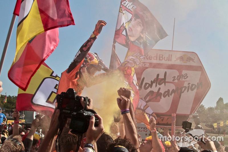 MX2: Jorge Prado