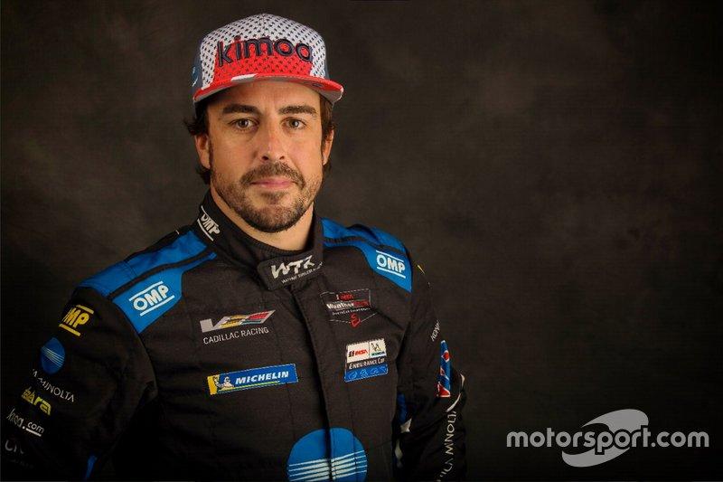 Fernando Alonso, Wayne Taylor Racing