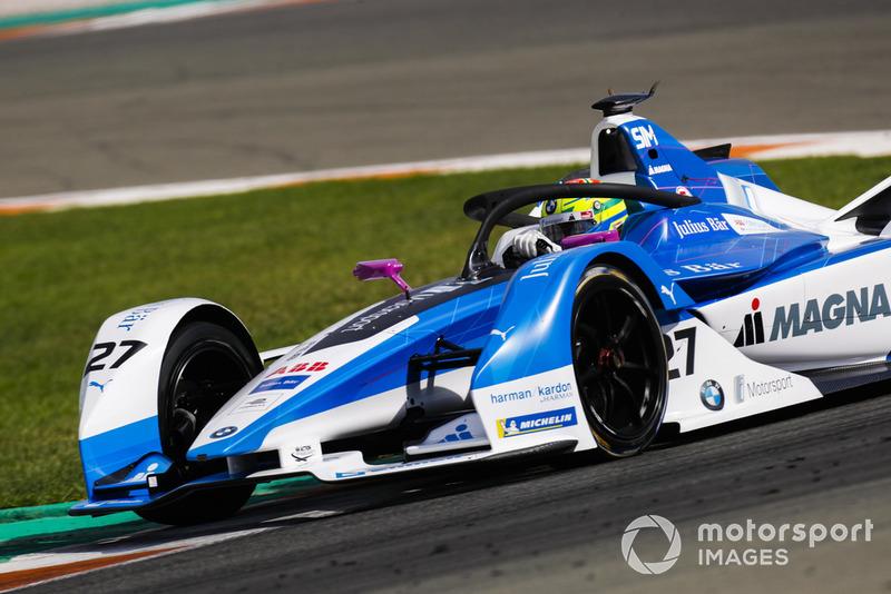 Alexander Sims, BMW I Andretti Motorsports, BMW iFE18