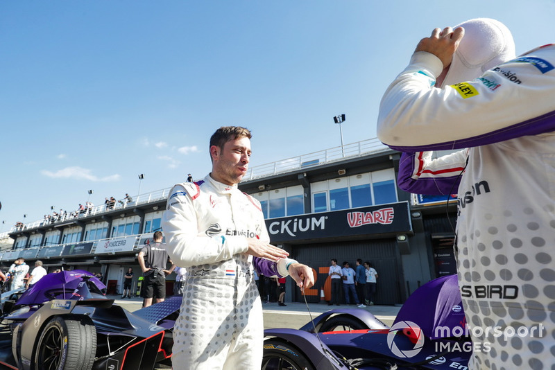 Robin Frijns, Envision Virgin Racing, Sam Bird, Envision Virgin Racing