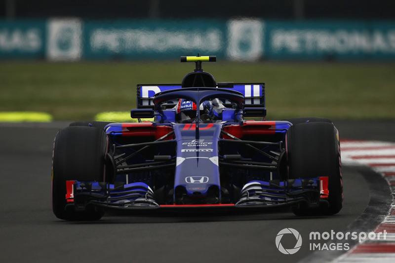 Pierre Gasly - Toro Rosso: 9 puan