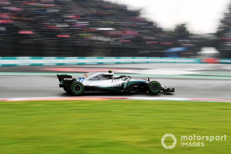 5. Valtteri Bottas, Mercedes AMG F1 W09 EQ Power+